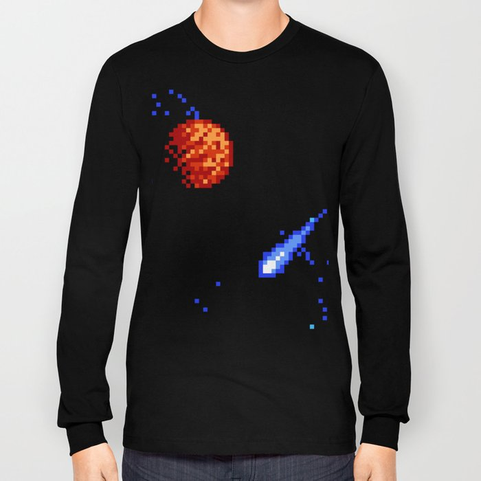 The  Voyage  of  a  Wishing  Star Long Sleeve T-shirt