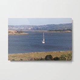 In too Port Launceston - Tasmania - Aus Metal Print