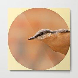 Woodland-Logo Metal Print
