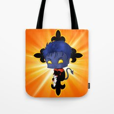 Chibi Nightcrawler Tote Bag