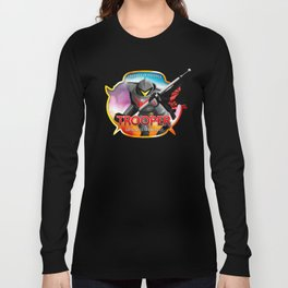 Grayskull Brewing Company - Trooper Lager Long Sleeve T-shirt