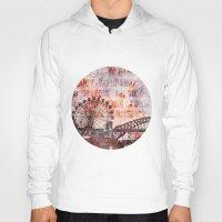 sydney Hoodies featuring Sydney Luna Park by LebensART