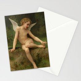 """William-Adolphe Bouguereau """"L'amour à l'épine"""" Stationery Cards"""
