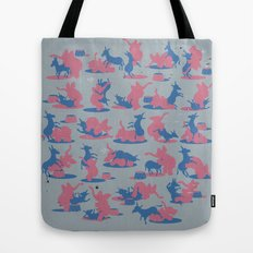 Bipartisan Politics Tote Bag
