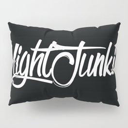NIGHTJUNKIE LOGO Pillow Sham