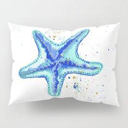 Neptune's Starfish Pillow Sham