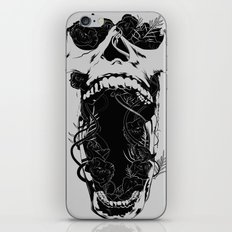 Chaos and Clarity ~ Black iPhone & iPod Skin
