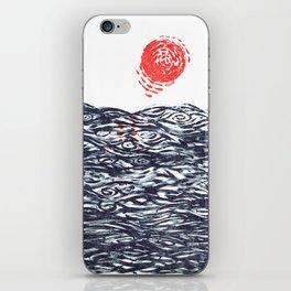 Sea Picture No. 5 iPhone Skin