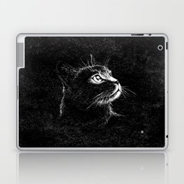 Cat Portrait Laptop & iPad Skin