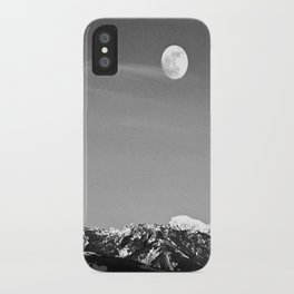 Howlin' At The Moon iPhone Case
