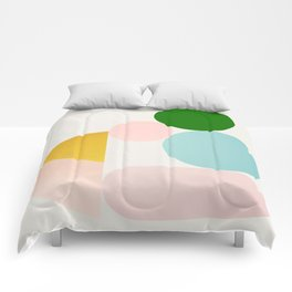 Abstraction_Minimal_Shapes_001 Comforters