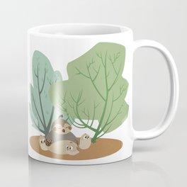 Spring Desert Quail Coffee Mug