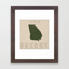 Georgia Parks Framed Art Print