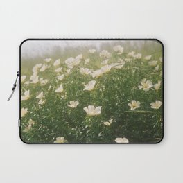 Flowers in Your Hair Laptop Sleeve