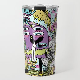 The Adventures of Rad Story Travel Mug