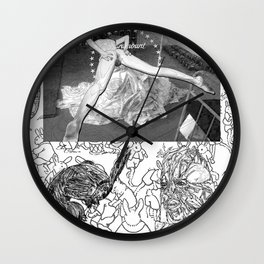 The constellation erotique 3110 Wall Clock