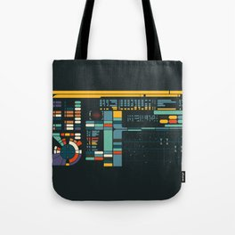 Control Interface Tote Bag