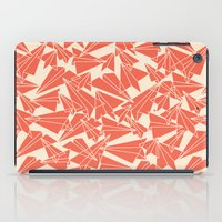 aviation iPad Cases featuring School Yard Aviation Solid by Dianne Delahunty