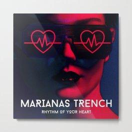 marianas trench album 2021 Metal Print
