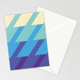 distant stacking Stationery Cards