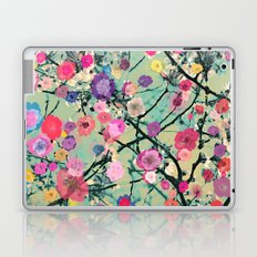 Floral abstract(60) Laptop & iPad Skin