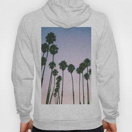 Palm Trees Sunset Hoody