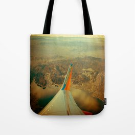 Southwest to LAX Tote Bag