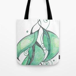 Gumleaves Tote Bag