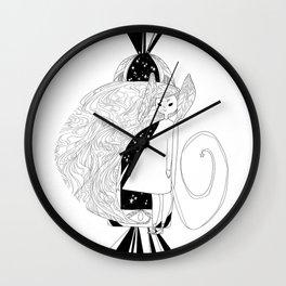 NYX Wall Clock