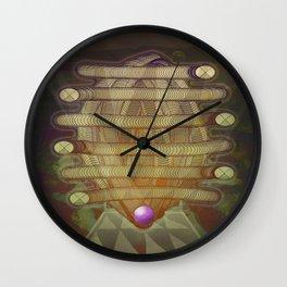 RetroFuture / Evolution-01 Wall Clock