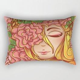 Spring Beauty Rectangular Pillow