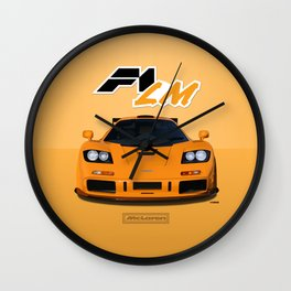 1996 McLaren F1 LM Wall Clock
