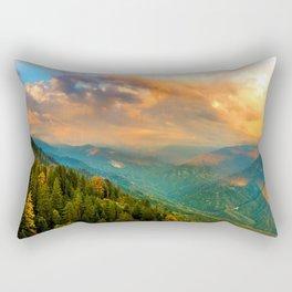 Cool Landscape Rectangular Pillow