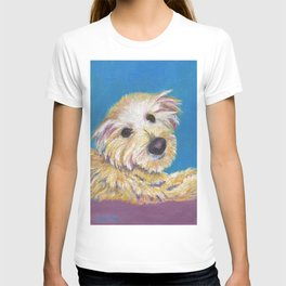 Chance, the Therapy Dog T-shirt