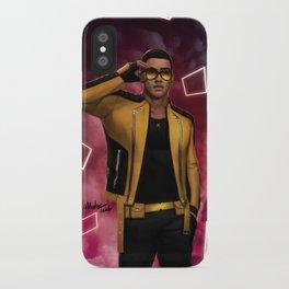 Prodigy iPhone Case