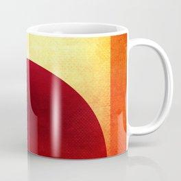 Circle Composition XIII Coffee Mug