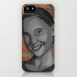 The life of the party iPhone Case
