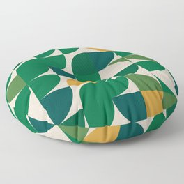 Lemon - Summer Floor Pillow