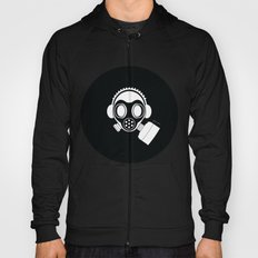 Post World Zuno : Gas Mask 04 Hoody