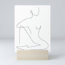 Restful Mini Art Print