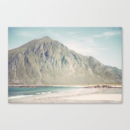 Gone to the Beach Canvas Print