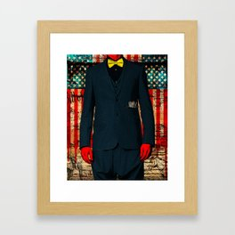 Beheading Framed Art Print