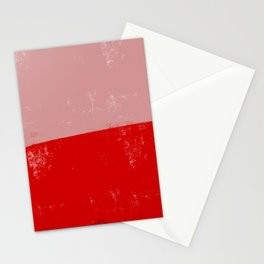 Pink and Red Stationery Cards