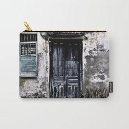 Vietnamese Facade Carry-All Pouch