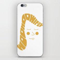 Woohoo Wifey iPhone & iPod Skin