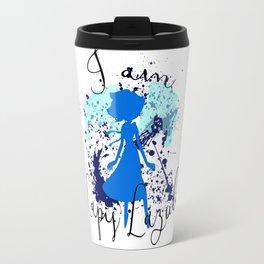 I am Lapis Lazuli Travel Mug