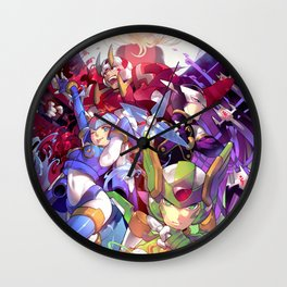 Zero Ciel Volnutt Wall Clock