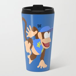 DIDDY KONG(SMASH)BLUE Travel Mug