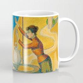 "Paul Signac ""Women at the Well"" Coffee Mug"