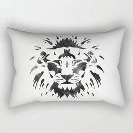 Lionheart Rectangular Pillow